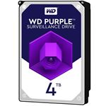 Immagine di HD 4TB 3.5 WD SATA3 PURPLE WD40PURZ