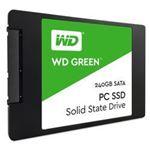 Immagine di HD SSD WDS240G1G0A 240GB WD GREEN 7MM