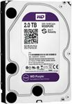 Immagine di HD 2TB 3.5 WD SATA3 PURPLE WD20PURX
