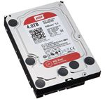 Immagine di HD 4TB 3.5 WD SATA3 RED WD40EFRX