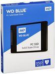 Immagine di HD SSD WDS250G1B0A 250GB WD BLUE 7MM