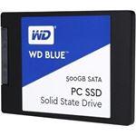 Immagine di HD SSD WDS500G1B0A 500GB WD BLUE 7MM